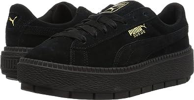puma platform black