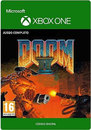 DOOM II (Classic) | Xbox One - Código de descarga: Amazon.es ...