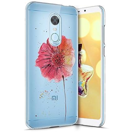 innovative design 96847 6aaa6 Amazon.com: Xiaomi Redmi 5 Case,Xiaomi Redmi 5 Cover,Surakey Ultra ...
