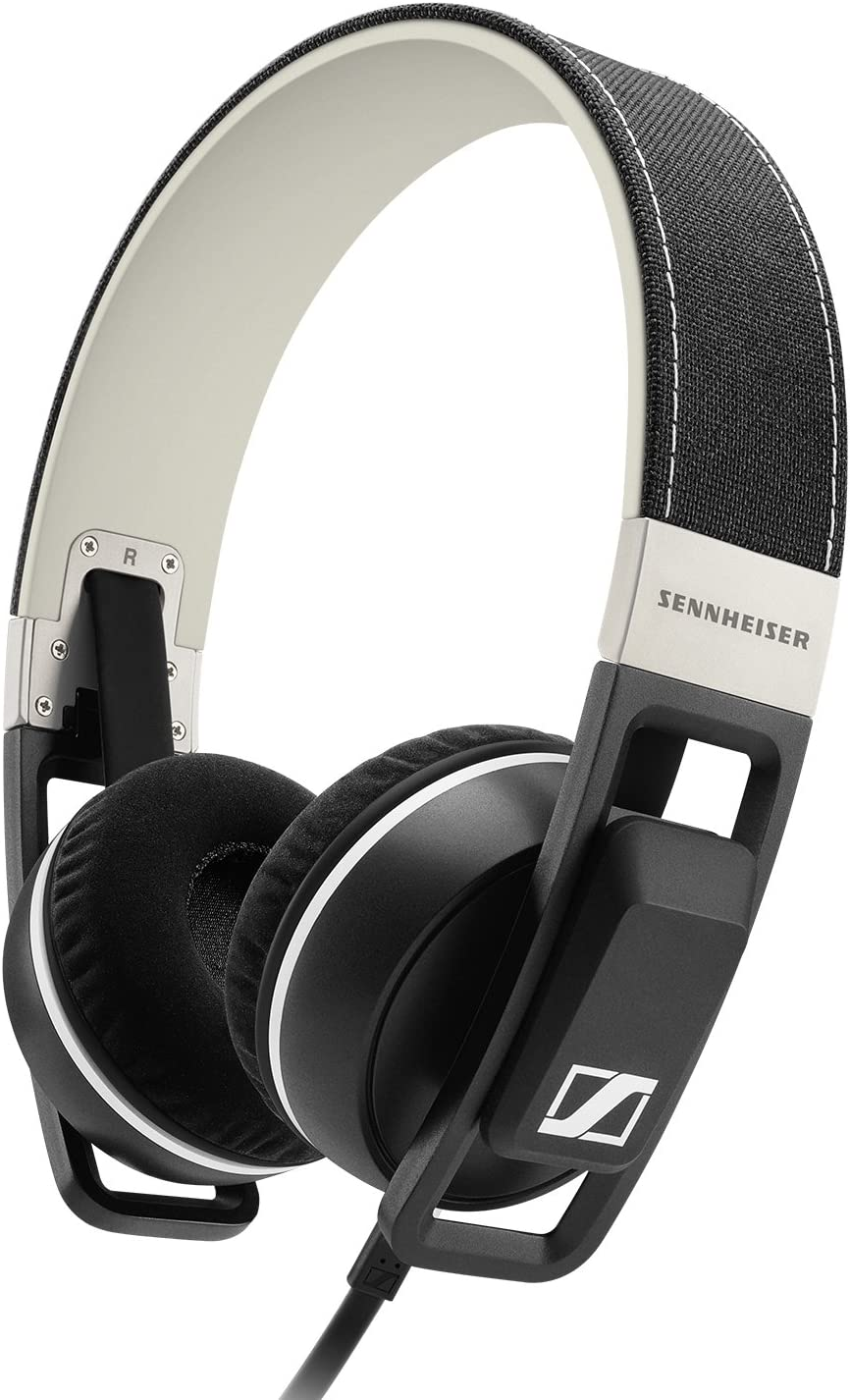 Sennheiser Urbanite Galaxy On-Ear Headphones - Black (Discontinued by Manufacturer)
