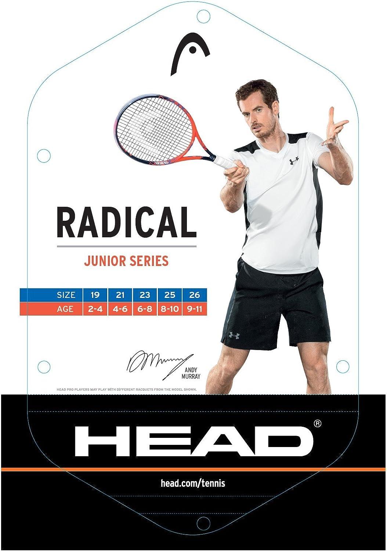 HEAD Radical 21 rot