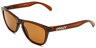 27b13e3932b Oakley Unisex Adults  Frogskins Sunglasses