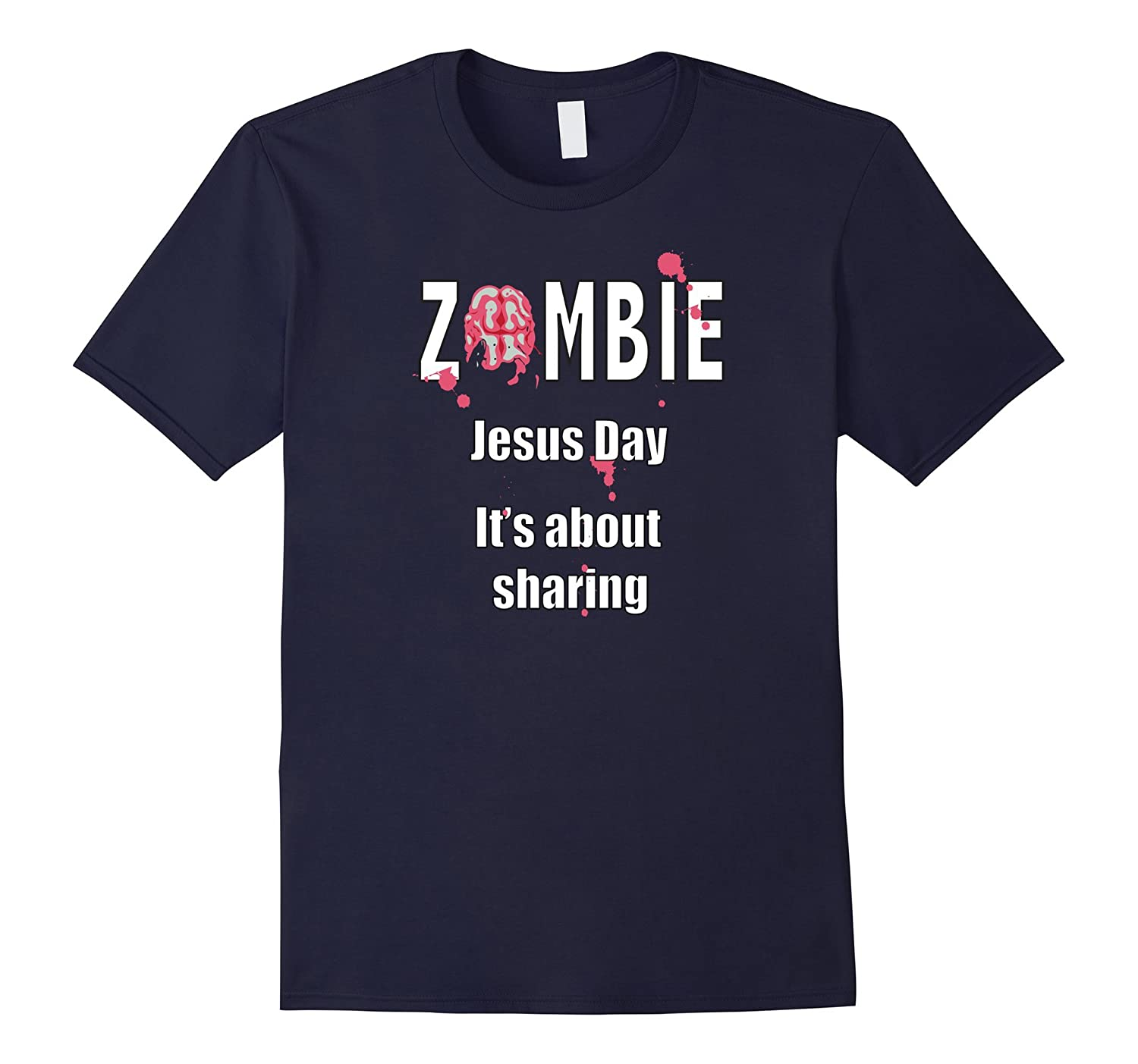 Zombie Jesus Day - Easter Tshirt