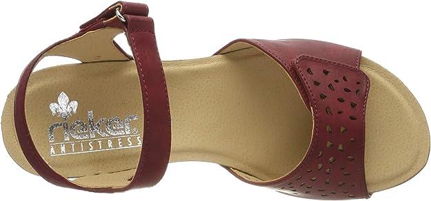 Comfortschoenen Rieker Beige Comfort schoenen