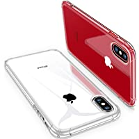 Canshn Clear Protective Case with Soft TPU Bumper for 5.8