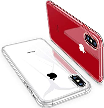 Canshn Clear Protective Case for Apple iPhone XS