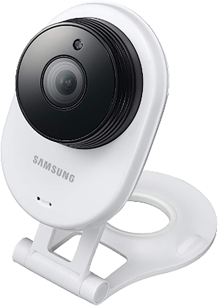 Samsung SNH-E6413BN SmartCam HD WiFi IP Camera with 16GB micro SD Card (Renewed)