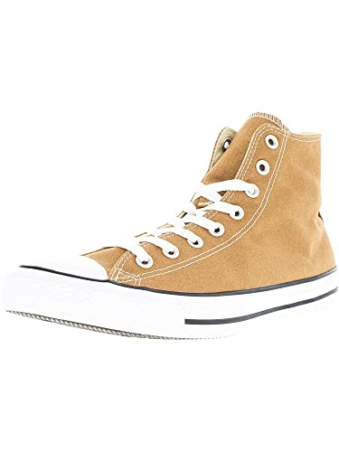 1561eac9c27e6 Converse Chuck Taylor All Star Hi Fashion Shoe, Raw Sugar Men's Size  5.5/Women's