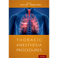 Thoracic Anesthesia Procedures (English Edition)