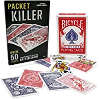 Packet Killer 45 Tricks with Special Bicycle Deck