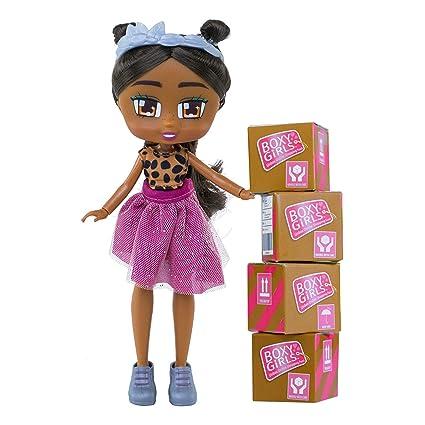 b4610e4f86e Amazon.com  NS Kids Girls Dolls (1) Boxy Girls Nomi