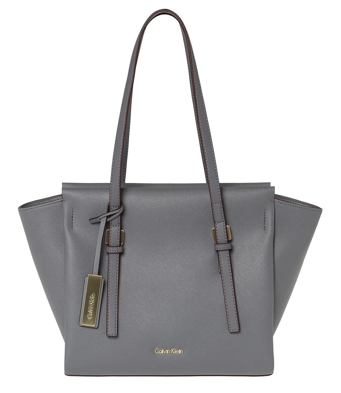 acd5bbb8daa Calvin Klein Women Tote Bag Black Size: One Size: Amazon.co.uk: Shoes & Bags