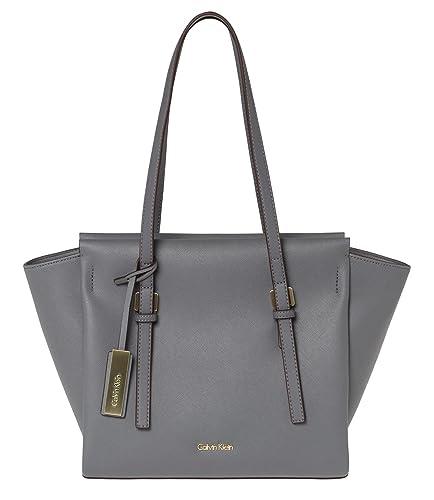 b3cd03e6d1e Calvin Klein Women Tote Bag Black Size: One Size: Amazon.co.uk ...