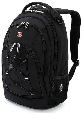 Amazon.com   SwissGear Travel Gear Lightweight Bungee Backpack ...