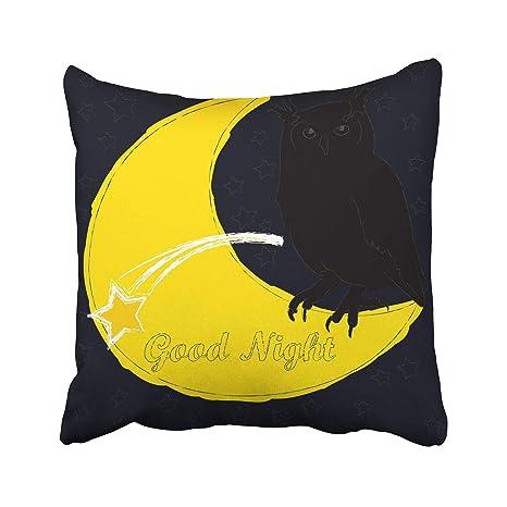 Amazon.com: Emvency - Funda de almohada con diseño abstracto ...