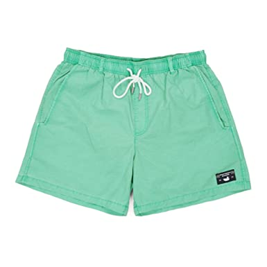 c70a79d367 Southern Marsh Shoals Seawash Swim Trunk, Bimini Green, X-Small