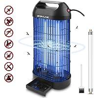 ROVLAK Lámpara Antimosquitos Electrico Antimosquitos Interior Enchufe