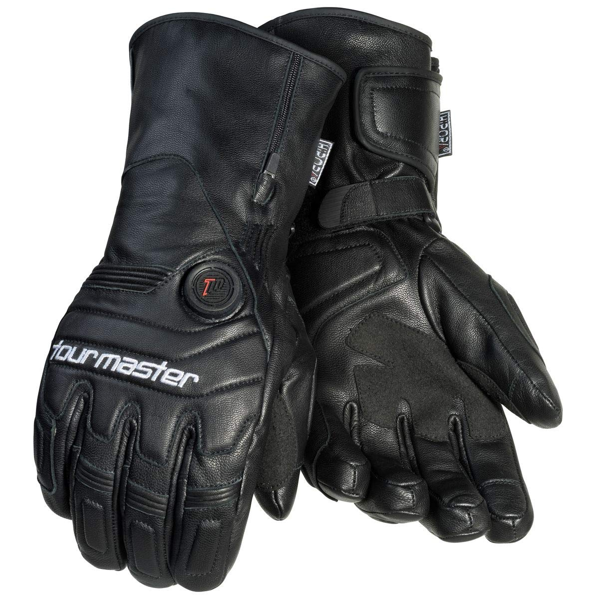 Tourmaster Synergy 7.4V Battery Heated Leather Gloves