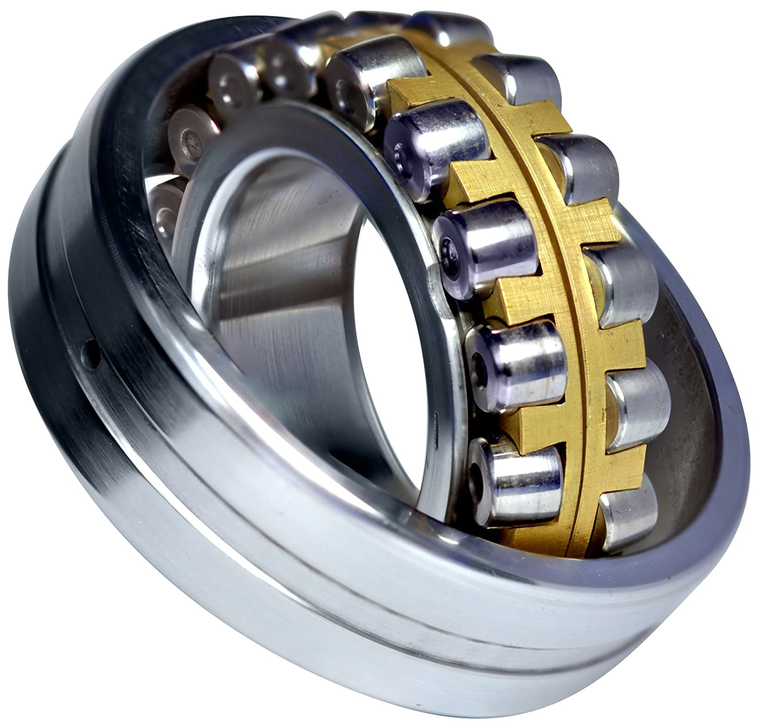 104 mm Width URB   23138 KMC3W33 320 mm OD URB 23138 KMC3W33 Spherical Roller Bearing W33 Oil Groove Machined Brass Cage 190 mm ID