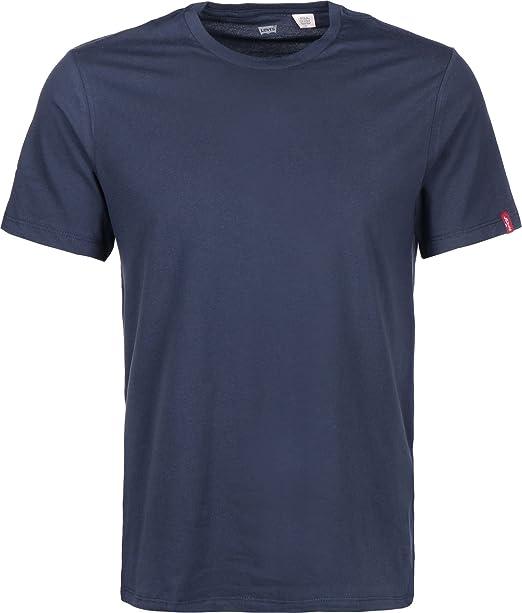 Levis Slim 2 Pack Crew Tee, Camiseta para Hombre: Amazon.es: Ropa ...
