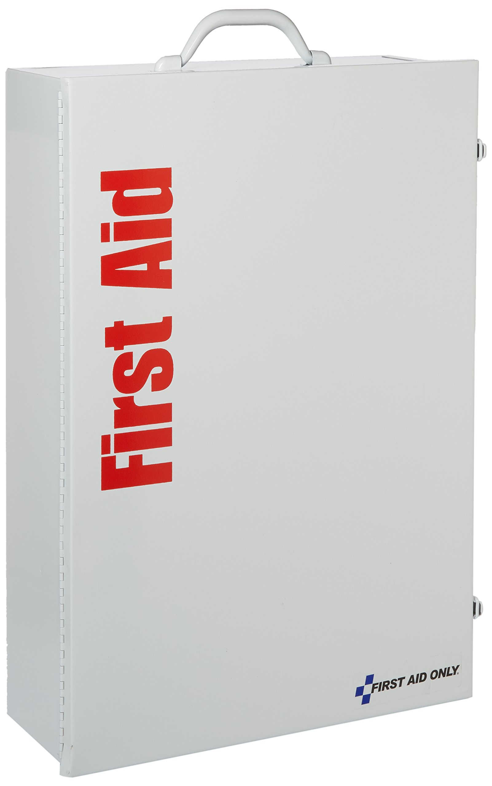 First Aid Only 4 Shelf Industrial First Aid Station with Pocket Liner