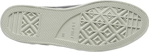 ESPRIT Situla Lace Up, Damen Sneakers, Blau (403 navy 4), 40
