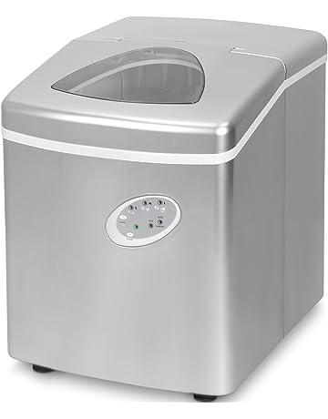 Máquina de Hielo | Depósito de agua 3,2 L, 3 tamaños, 6