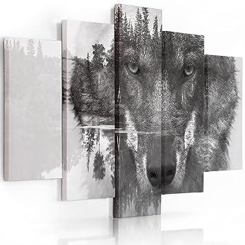 Amazon Feeby Frames Multipart Canvas 5 Panels Wall Art