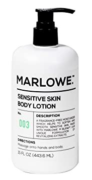 Review MARLOWE. No. 003 Sensitive