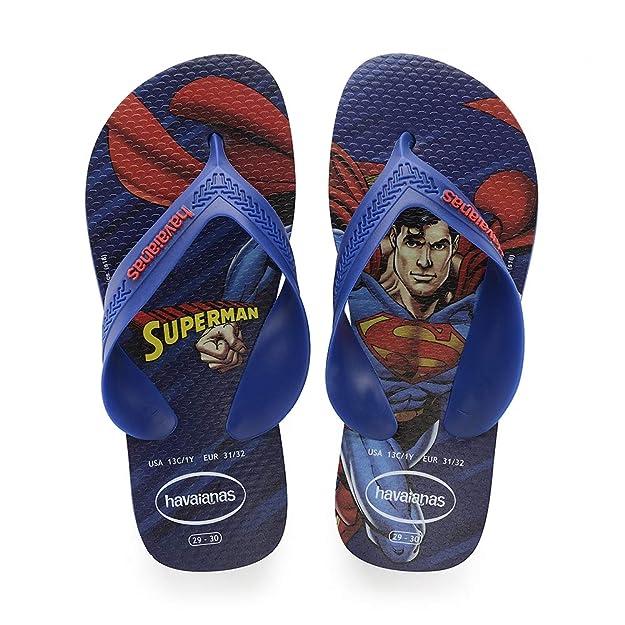 8ab452d4df44ee Havaianas Flip Flops Kids Max Herois  Amazon.co.uk  Shoes   Bags