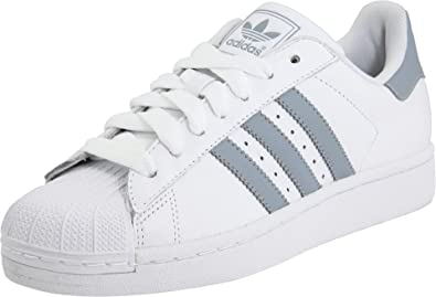 mens adidas superstar 2 white