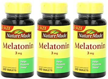 Image Unavailable. Image not available for. Color: Nature Made Melatonin ...