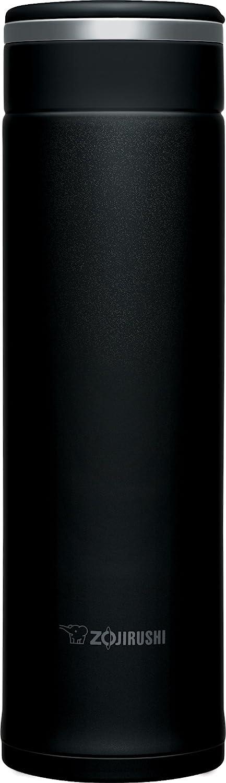 Zojirushi SM-JHE48BA Stainless Steel Travel Mug, 16-Ounce/0.48-Liter, Black