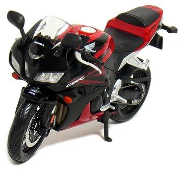 Buy Maisto 112 Honda Cbr 600rr Diecast Scale Bike Online At Low