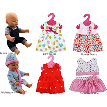baby born doll clothes