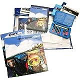 Crewpack PADI Open Water Diver et table de plongée électronique eRDP - Version Ultimate avec DVD - VF