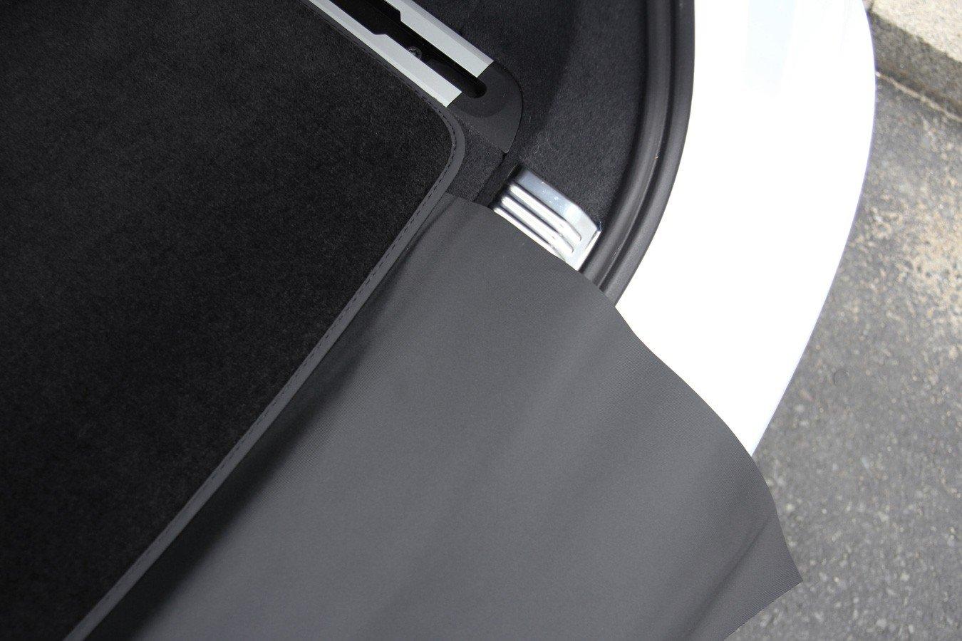 Tuning-Art 2807 Auto Kofferraummatte mit R/ückbankschutz und Ladekantenschutz 3-teilig