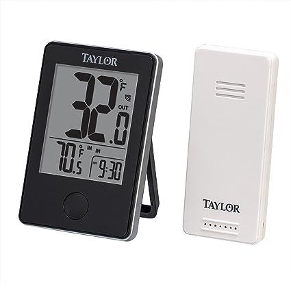Amazon.com: Taylor Precision Products Wireless Digital Indoor ...