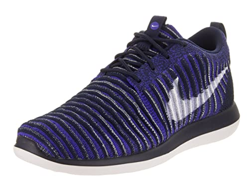 on sale 53699 f565e Scarpa da running Nike Kids Roshe Two Flyknit (GS) college ...