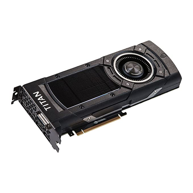 EVGA NVIDIA GTX Titan X 12 GB Tarjeta gráfica Superclocked ...