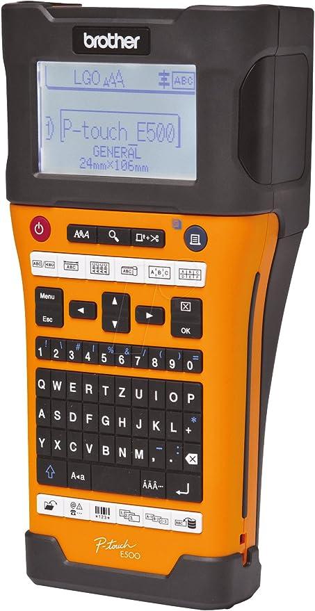 Brother PTH105WBG1 Dispositivo di Etichettatura