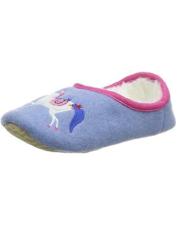ec2379abb5e5a Joules Girls' JNRSLIPPETG Open Back Slippers