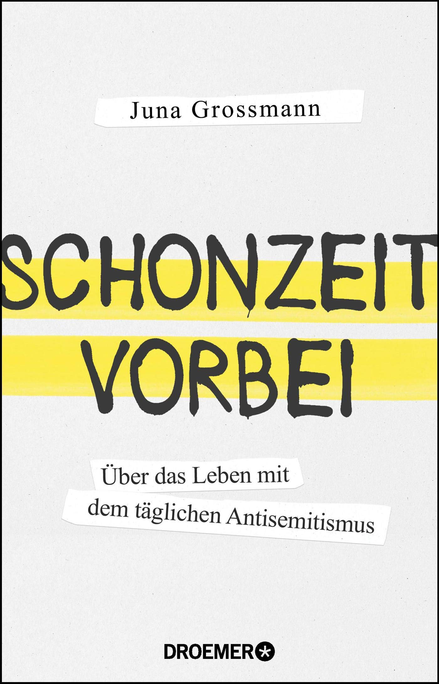 Schonzeit vorbei: Über das Leben mit dem täglichen Antisemitismus