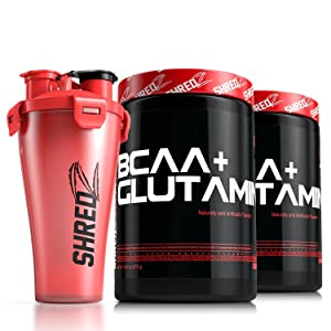 SHREDZ® CORE BCAA + Glutamine