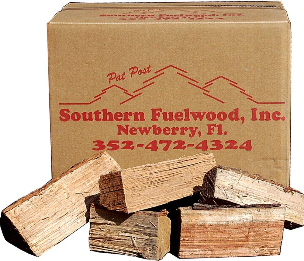 Southern Fuelwood Oak 5'' Kiln Dried Splits by Southern Fuelwood