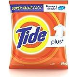 Tide Plus Detergent Washing Powder - 6 kg Pack
