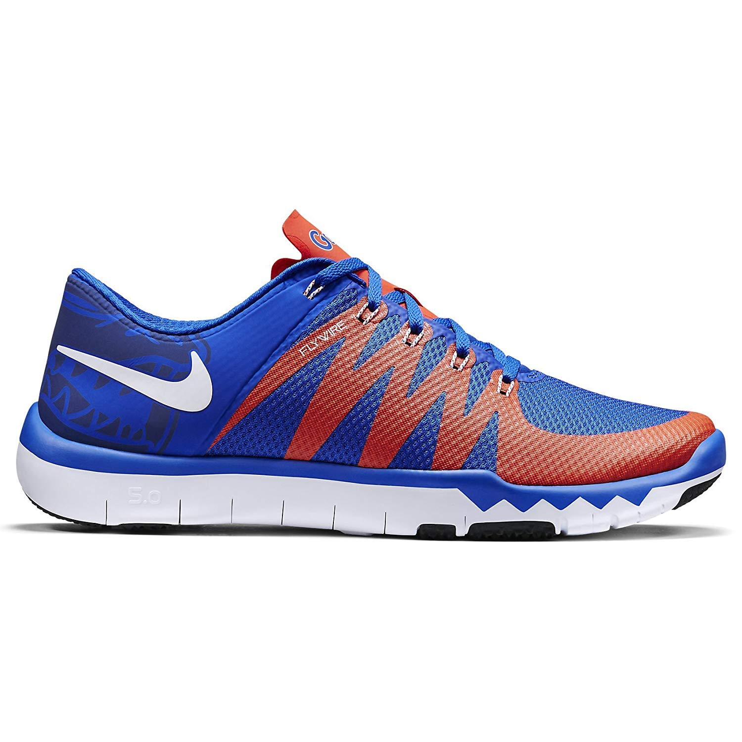 ff4c9ec24ad0 Nike Free Trainer 5.0 V6 AMP Florida Gators 723939-481 Royal Team Orange  Men s Shoes (Size 10.5)  Amazon.ca  Shoes   Handbags