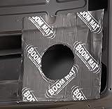 "Design Engineering 050330 Boom Mat Speaker Baffles, 6.5"" Round"
