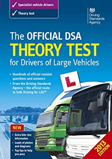 the official dsa guide to driving goods vehicles amazon co uk rh amazon co uk Learner's Permit Test USA Coins Value Guide