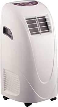 5. Global Air 10,000 BTU Portable Air Conditioner Cooling/Fan